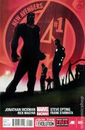 New Avengers (2013 3rd Series) 1A