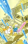 Adventure Time With Fionna and Cake (2012 Boom) 1D