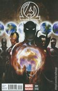 New Avengers (2013 3rd Series) 1B