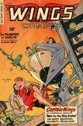 Wings Comics (Canadian) 2