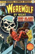 Werewolf by Night (1972 1st Series) Mark Jewelers 30MJ