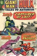 Tales to Astonish (1959-1968) UK Edition 61UK