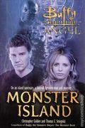 Buffy the Vampire Slayer/Angel Monster Island HC (2003 Novel) 1-1ST