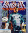 Punisher Computer Game (1990 Paragon) ITEM#1