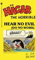 Hagar the Horrible Hear No Evil (Do No Work) PB (1983 Tor) 1-1ST