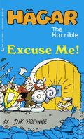 Hagar the Horrible Excuse Me PB (1984 Charter/Jove) 1-REP