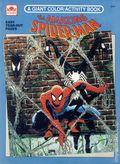 Amazing Spider-Man A Giant Color/Activity Book SC (1992 Golden) 1-1ST