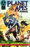 Planet of the Apes (1990 Adventure) Annual 1