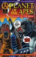 Planet of the Apes Blood of the Apes (1991) 2