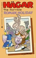 Hagar the Horrible Roman Holiday PB (1986 Charter Books) 1-1ST