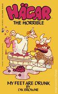 Hagar the Horrible My Feet are Drunk PB (1987 Jove Edition) 1-1ST