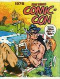 San Diego Comic Convention Program SC (1970-1996 Comic Con International) 1975-1ST
