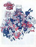 San Diego Comic Convention Program SC (1970-1996 Comic Con International) 1976-1ST