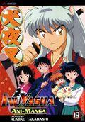 Inu Yasha GN (2004-2008 Ani-Manga) 19-1ST