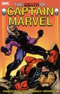Death of Captain Marvel TPB (2012 Marvel) 2nd Edition 1-1ST
