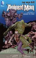 Animal Man TPB (2012-2014 DC Comics The New 52) 2-1ST