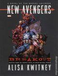 New Avengers Breakout HC (2013 Marvel) A Novel of the Marvel Universe 1-1ST
