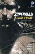 Superman Last Son of Krypton TPB (2012 DC) Deluxe Edition 1-1ST