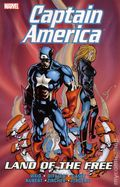 Captain America Land of the Free TPB (2012 Marvel) 1-1ST