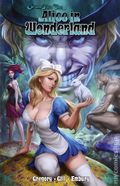 Grimm Fairy Tales Alice in Wonderland TPB (2013 Zenescope) 1-1ST