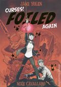 Curses! Foiled Again GN (2013 First Second Book) 1-1ST