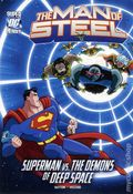 DC Super Heroes The Man of Steel: Superman vs. the Demons of Deep Space SC (2012) 1-1ST