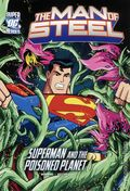 DC Super Heroes The Man of Steel: Superman and the Poisoned Planet SC (2012) 1-1ST