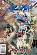 Action Comics (2011 2nd Series) 16A