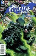 Detective Comics (2011 2nd Series) 16A