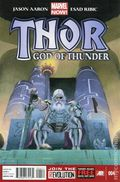 Thor God of Thunder (2012) 4A