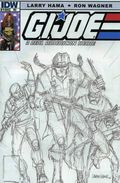 GI Joe Real American Hero (2010 IDW) 186RI