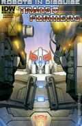 Transformers (2012 IDW) Robots In Disguise 13A