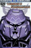 Transformers (2012 IDW) Robots In Disguise 13RI