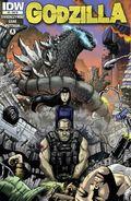 Godzilla (2012 IDW) 8RI
