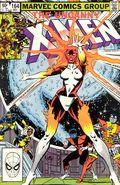 Uncanny X-Men (1963 1st Series) Mark Jewelers 164MJ