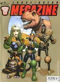 Judge Dredd Megazine (1990) 214U