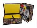 Art of Vintage DC Comics Collectible Postcards Box (2010 Chronicle Books) BOX ONLY BOX#01