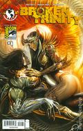 Broken Trinity (2008 Top Cow) 1SDCC.A