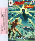 Magnus Robot Fighter Nexus (1993) 1LTSIGNED