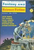 Fantasy and Science Fiction (1949-Present Mercury Publications) Pulp Vol. 40 #3