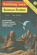 Magazine of Fantasy and Science Fiction (1949-Present Mercury Publications) Vol. 40 #6