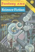 Fantasy and Science Fiction (1949-Present Mercury Publications) Pulp Vol. 41 #2