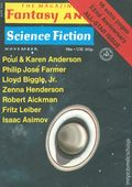 Magazine of Fantasy and Science Fiction (1949-Present Mercury Publications) Vol. 41 #5