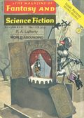 Fantasy and Science Fiction (1949-Present Mercury Publications) Pulp Vol. 41 #6