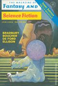 Fantasy and Science Fiction (1949-Present Mercury Publications) Pulp Vol. 42 #1