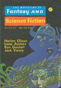 Magazine of Fantasy and Science Fiction (1949-Present Mercury Publications) Pulp Vol. 43 #2