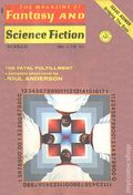 Fantasy and Science Fiction (1949-Present Mercury Publications) Pulp Vol. 38 #3