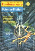 Fantasy and Science Fiction (1949-Present Mercury Publications) Pulp Vol. 38 #6