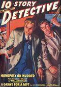10-Story Detective Magaizine (1938-1949 Ace Magazines) Pulp Vol. 2 #1