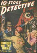 10-Story Detective Magaizine (1938-1949 Ace Magazines) Pulp Vol. 15 #2